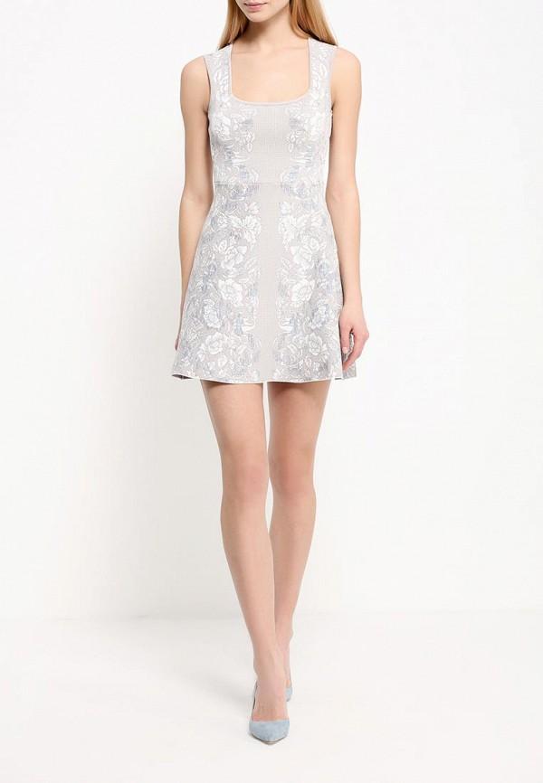 Платье-мини BCBGMAXAZRIA WVD66H03: изображение 2