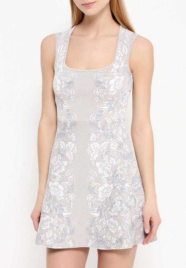 Платье-мини BCBGMAXAZRIA WVD66H03: изображение 3