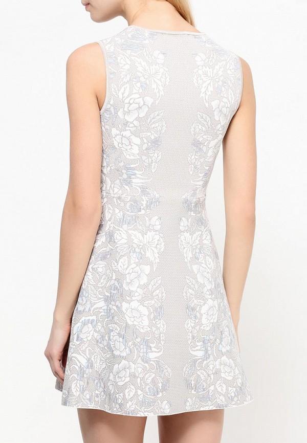 Платье-мини BCBGMAXAZRIA WVD66H03: изображение 4