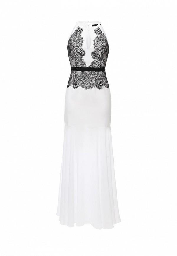Платье-макси BCBGMAXAZRIA YWI63H67