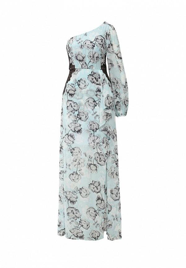 Платье-макси BCBGMAXAZRIA NKY61H36: изображение 1