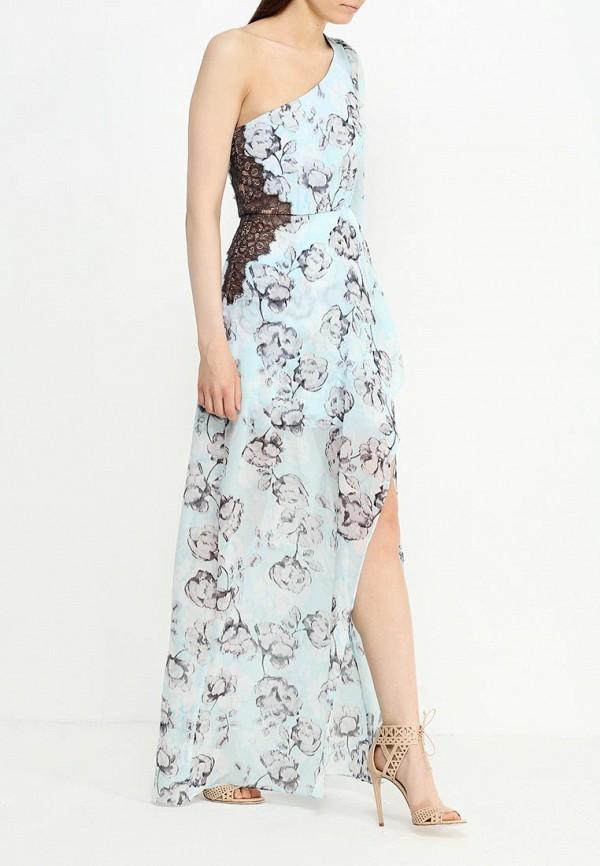 Платье-макси BCBGMAXAZRIA NKY61H36: изображение 3