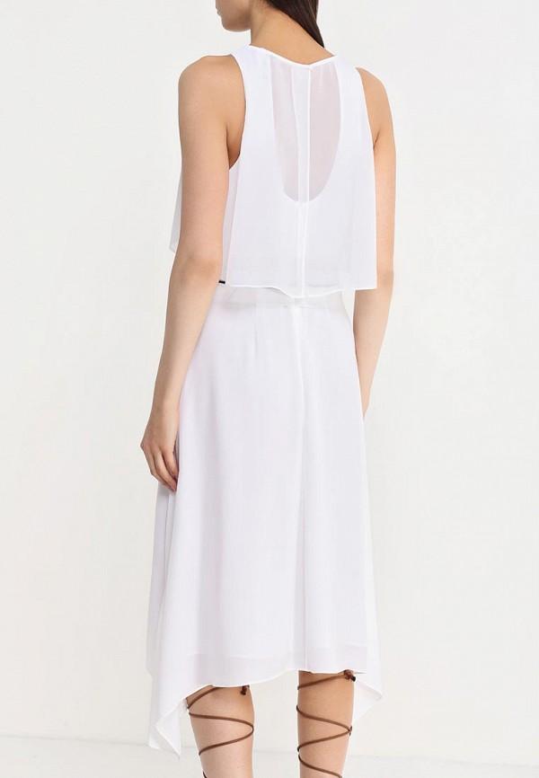 Платье-миди BCBGMAXAZRIA WQR64H01: изображение 7