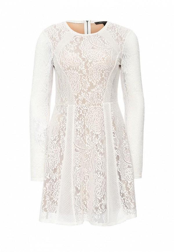 Платье-миди BCBGMAXAZRIA UUF67G43: изображение 1