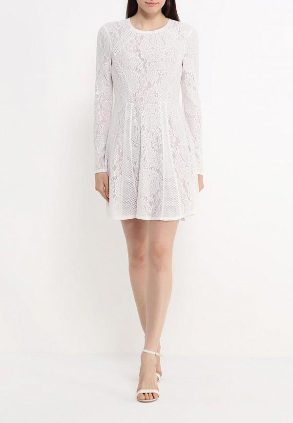 Платье-миди BCBGMAXAZRIA UUF67G43: изображение 2