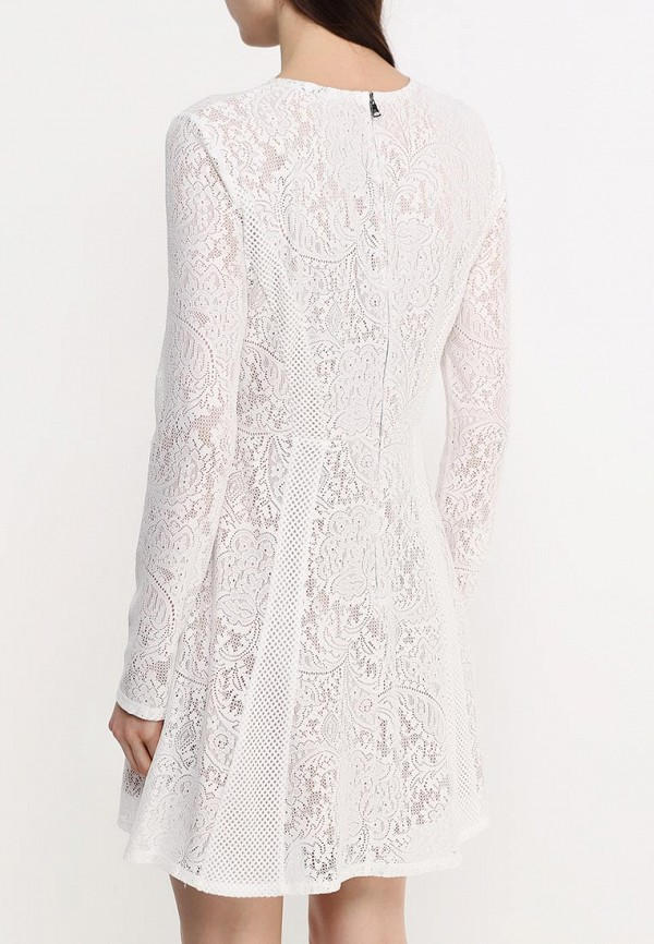 Платье-миди BCBGMAXAZRIA UUF67G43: изображение 4