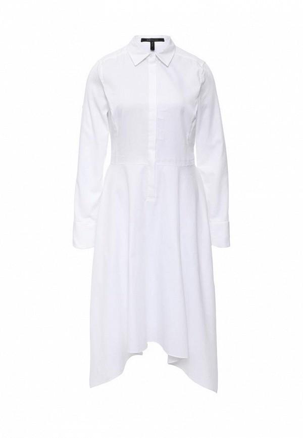 Платье-миди BCBGMAXAZRIA SAA68G27