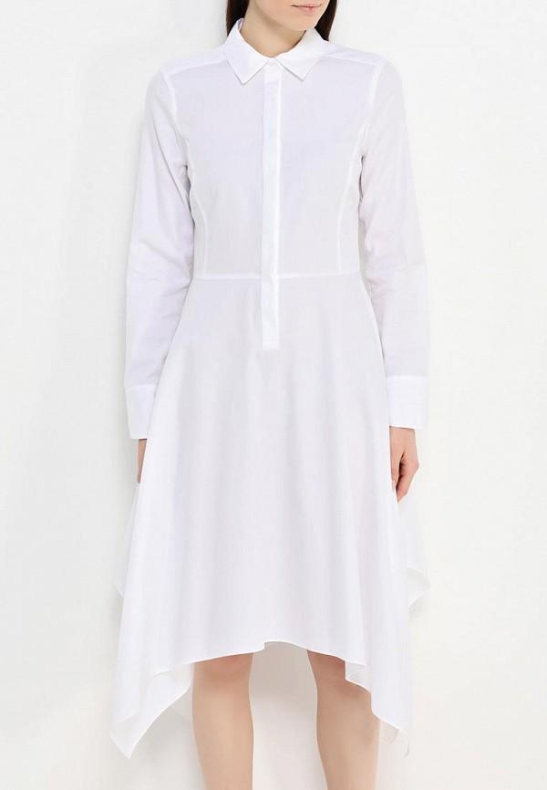 Платье-миди BCBGMAXAZRIA SAA68G27: изображение 3