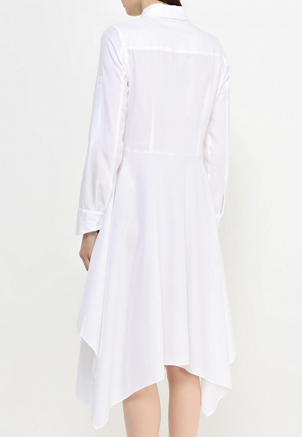 Платье-миди BCBGMAXAZRIA SAA68G27: изображение 4