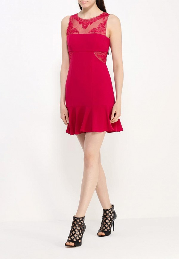 Платье-мини BCBGMAXAZRIA YWI69G25: изображение 2