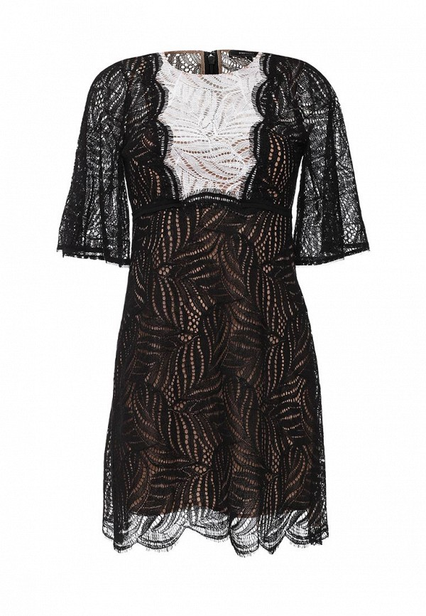 Платье-миди BCBGMAXAZRIA IBK60J02