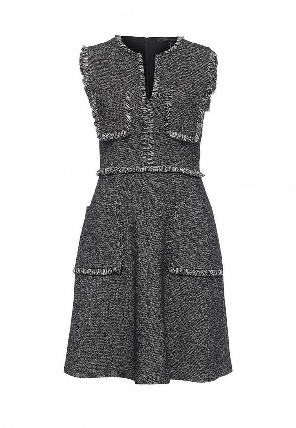 Платье-миди BCBGMAXAZRIA SAI63I30