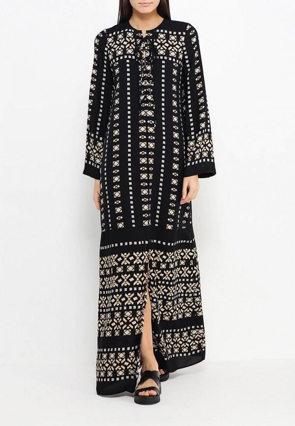Платье-макси BCBGMAXAZRIA XMN60I97: изображение 2