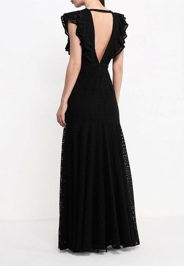 Платье-макси BCBGMAXAZRIA ZKH61I54: изображение 4