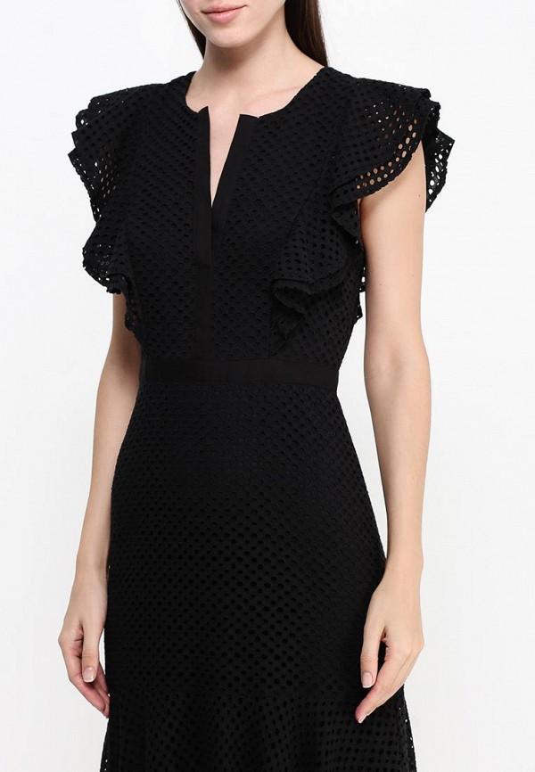 Платье-макси BCBGMAXAZRIA ZKH61I54: изображение 5