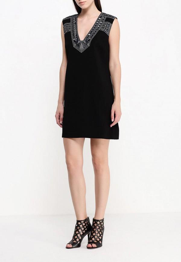 Платье-мини BCBGMAXAZRIA LMQ69G00: изображение 3