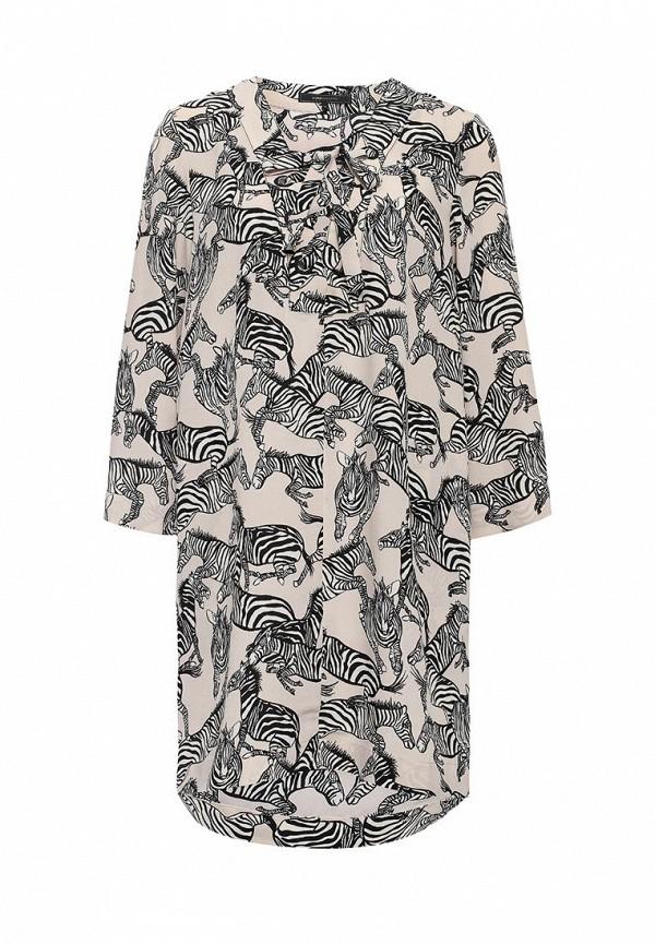 Платье-миди BCBGMAXAZRIA KNI65I86: изображение 1