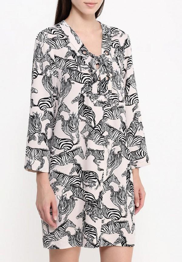 Платье-миди BCBGMAXAZRIA KNI65I86: изображение 4