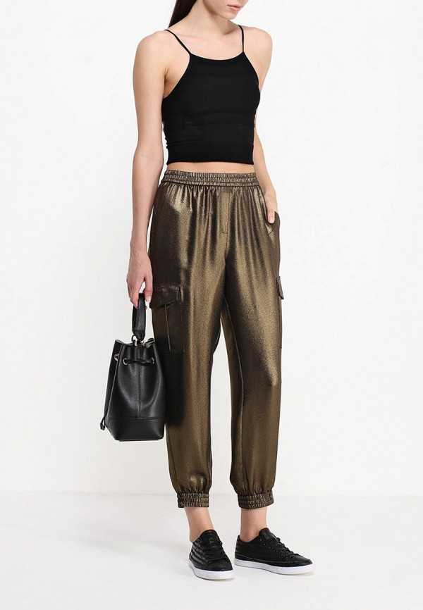 Женские зауженные брюки BCBGMAXAZRIA OIZ2G416: изображение 2