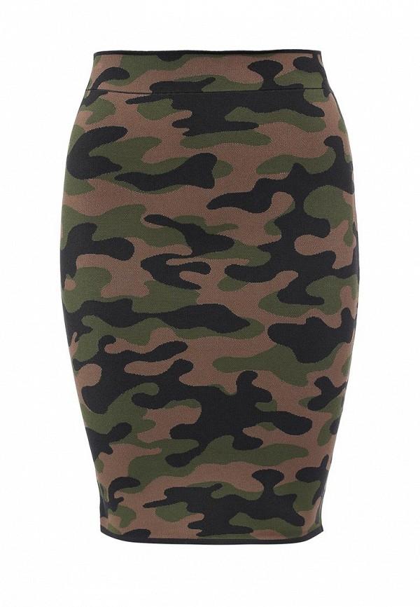 Миди-юбка BCBGMAXAZRIA HVV3G187: изображение 1