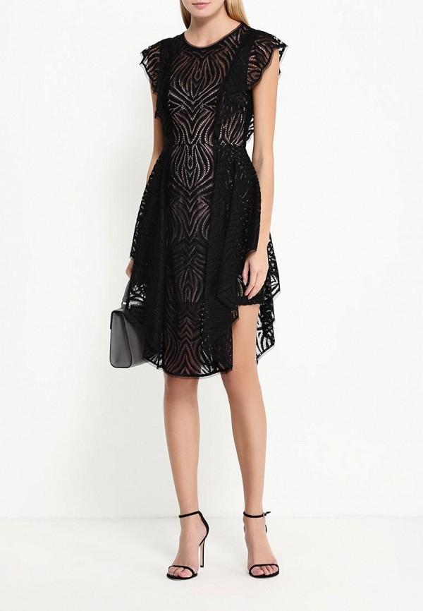 Вечернее / коктейльное платье BCBGMAXAZRIA ISQ68I00: изображение 3