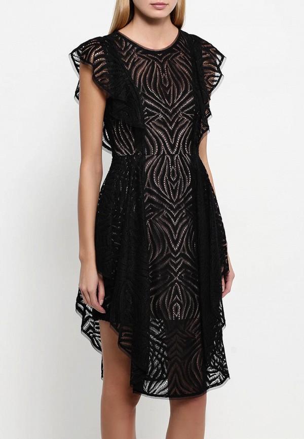Вечернее / коктейльное платье BCBGMAXAZRIA ISQ68I00: изображение 4