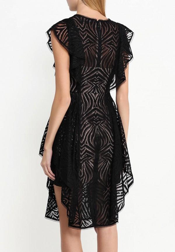 Вечернее / коктейльное платье BCBGMAXAZRIA ISQ68I00: изображение 5