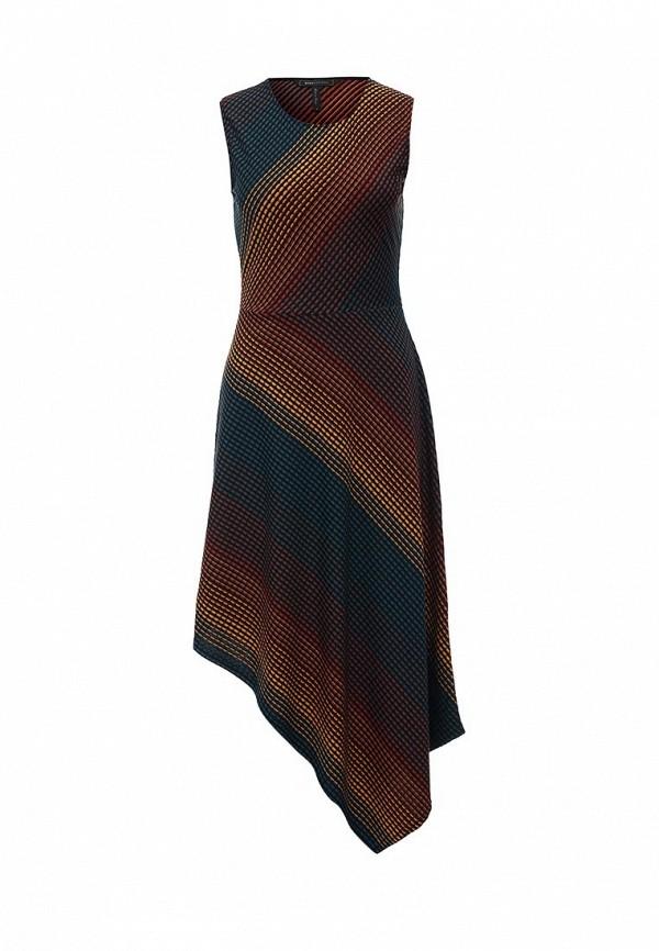 Платье-миди BCBGMAXAZRIA KFQ61J95: изображение 1