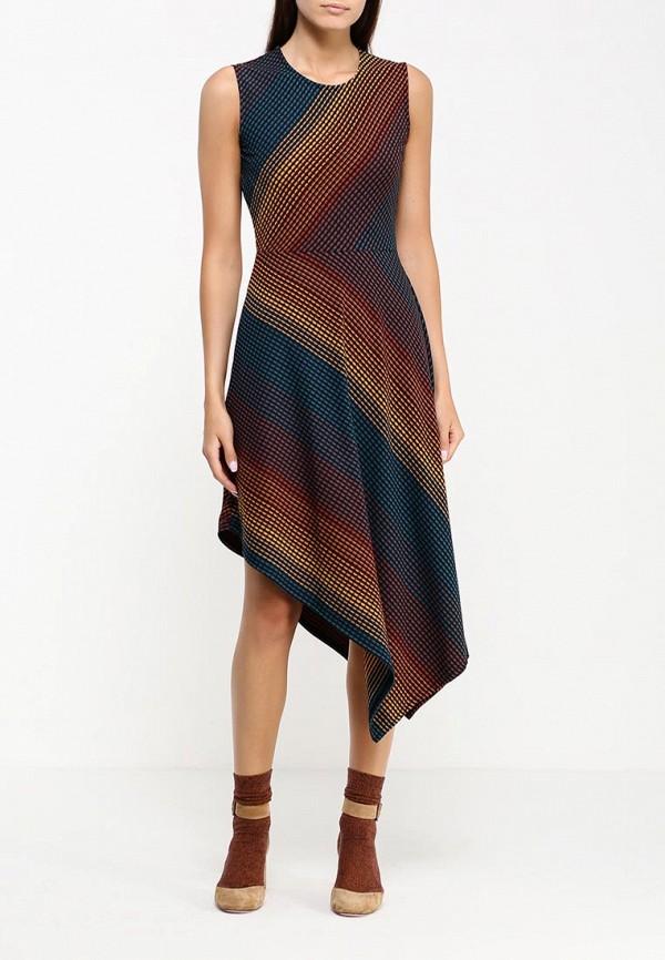 Платье-миди BCBGMAXAZRIA KFQ61J95: изображение 3