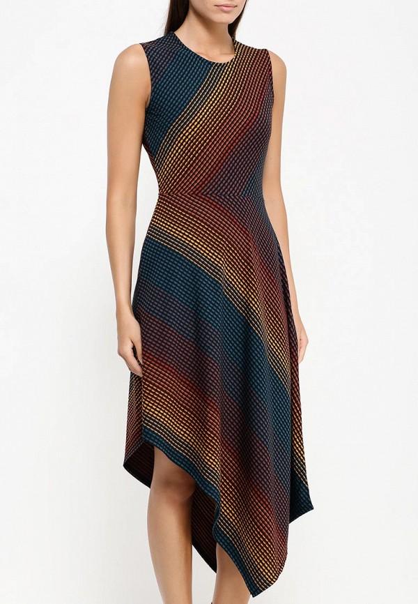 Платье-миди BCBGMAXAZRIA KFQ61J95: изображение 4