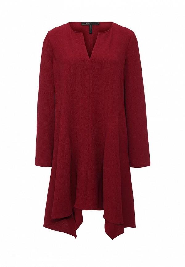 Платье-миди BCBGMAXAZRIA MYN60J62: изображение 1