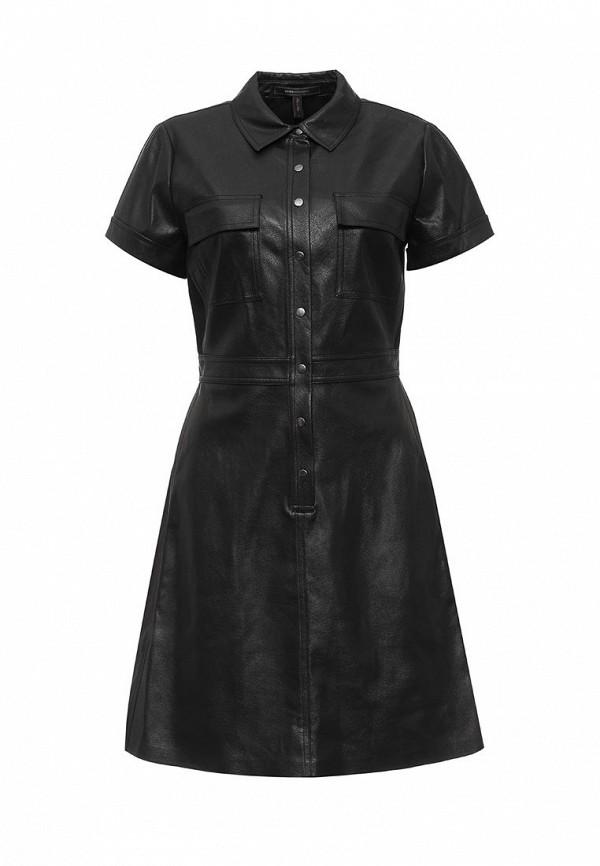 Платье-миди BCBGMAXAZRIA RPY61J94: изображение 1