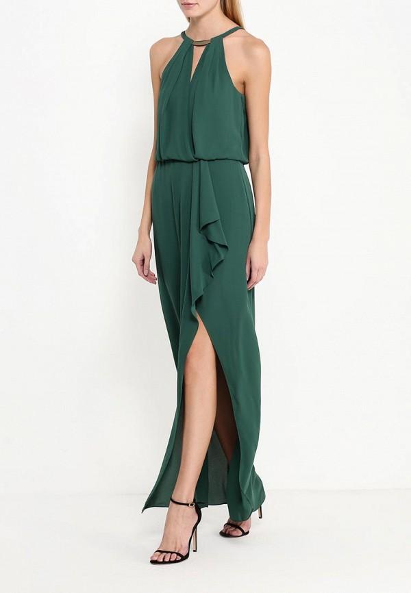 Платье-макси BCBGMAXAZRIA WQR64I22: изображение 3
