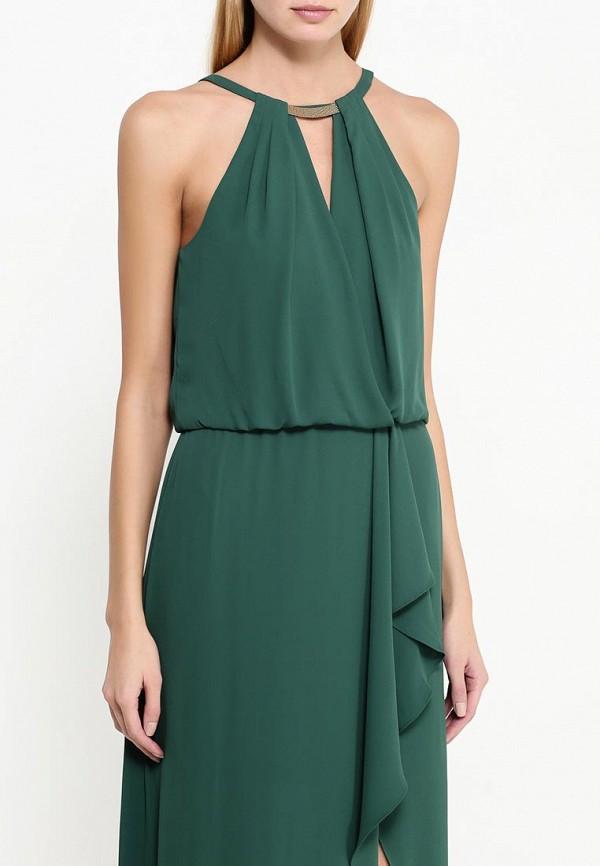 Платье-макси BCBGMAXAZRIA WQR64I22: изображение 5