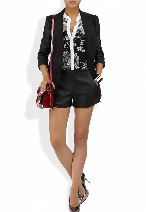 Блуза BCBGMAXAZRIA EWI1Q508: изображение 10