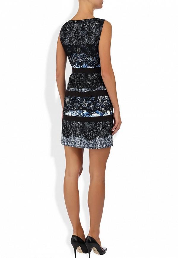 Платье-миди BCBGMAXAZRIA IPH6X584: изображение 7