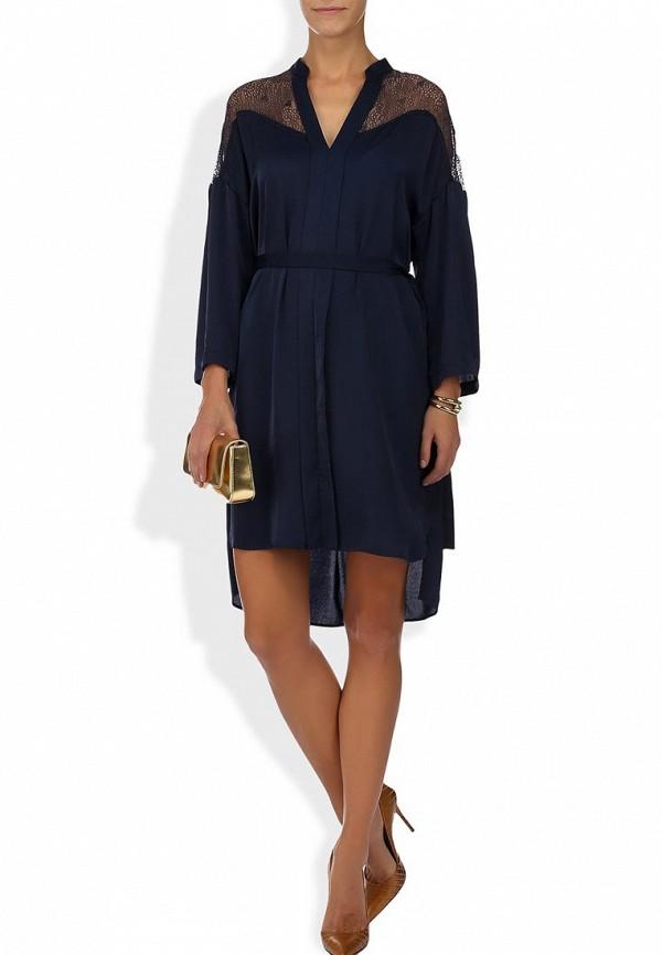 Платье-миди BCBGMAXAZRIA JUF6X238: изображение 8