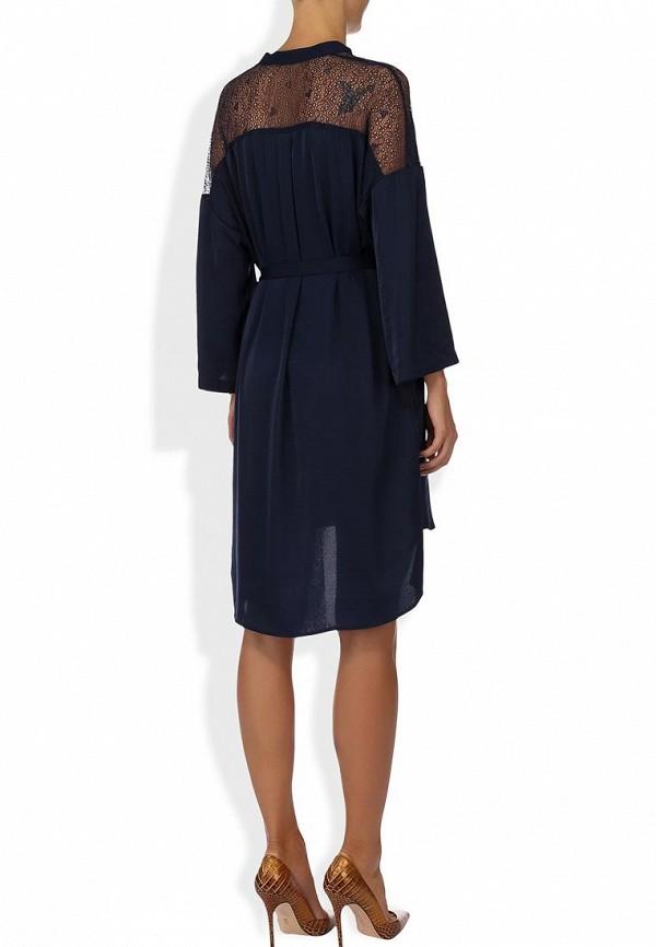 Платье-миди BCBGMAXAZRIA JUF6X238: изображение 10