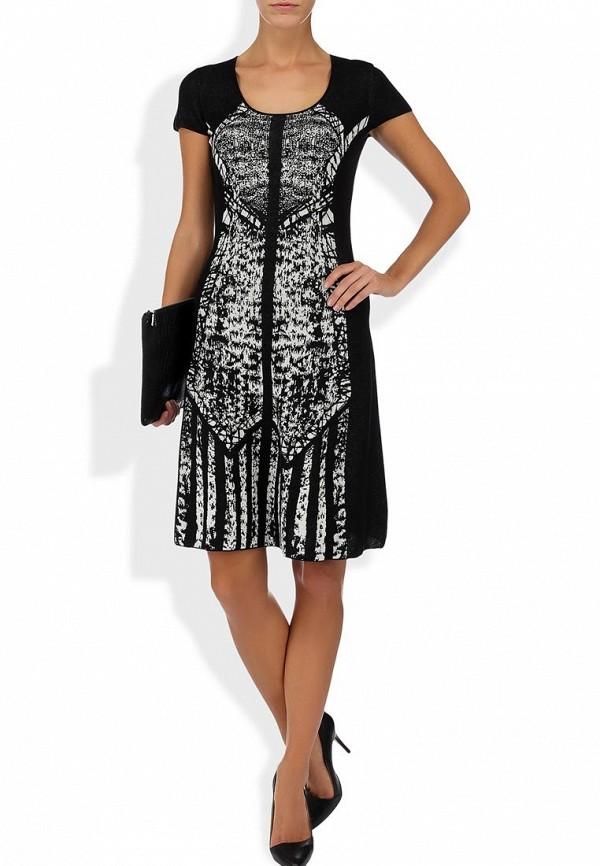 Платье-миди BCBGMAXAZRIA MSF6X310: изображение 6