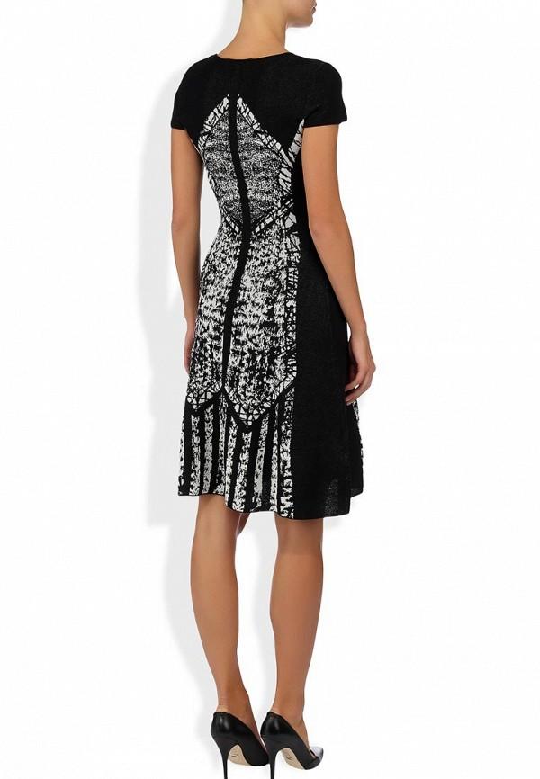 Платье-миди BCBGMAXAZRIA MSF6X310: изображение 8