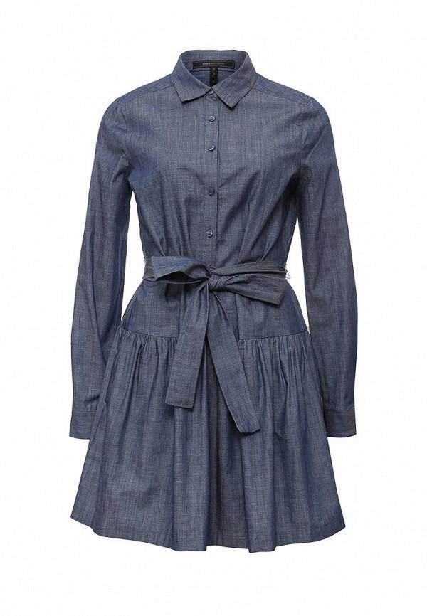 Платье джинсовое BCBGMAXAZRIA UDH63K63