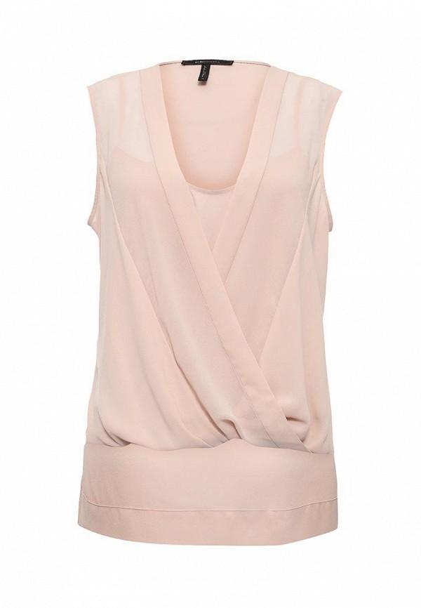 Блуза BCBGMaxAzria BCBGMaxAzria BC529EWQBH93 цены онлайн