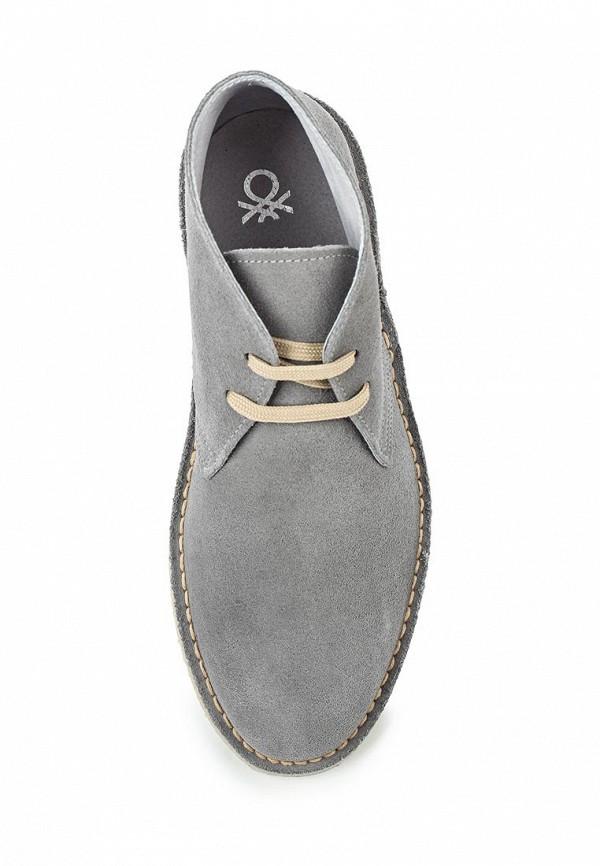 Мужские ботинки Benetton (Бенеттон) 8G8PU3140: изображение 4