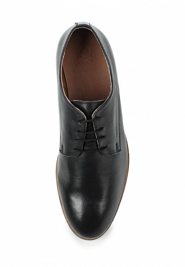 Мужские туфли Benetton (Бенеттон) 8G9MU7100: изображение 4