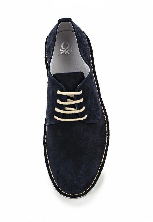 Мужские туфли Benetton (Бенеттон) 8G8PU7065: изображение 4