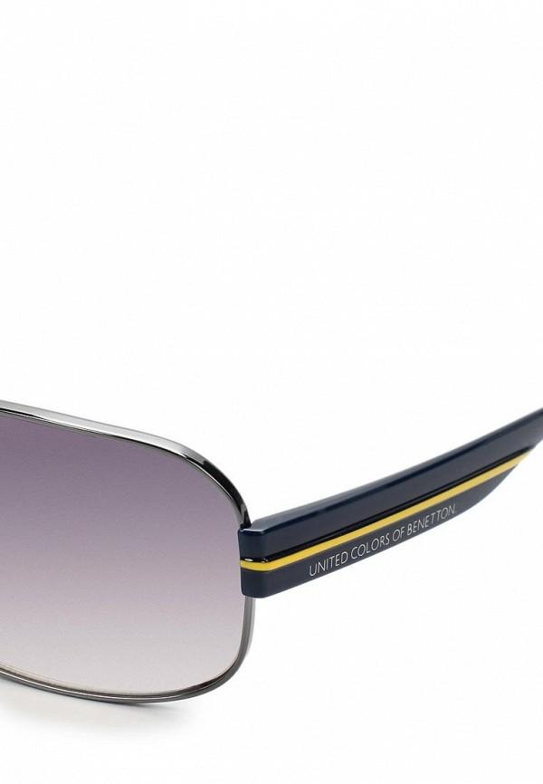 Мужские солнцезащитные очки Benetton (Бенеттон) BE 820 R4: изображение 4