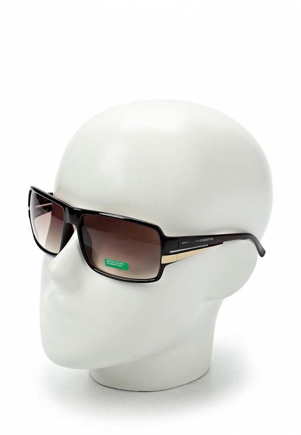 Мужские солнцезащитные очки Benetton (Бенеттон) BE 696 R1: изображение 4