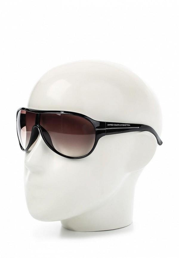 Мужские солнцезащитные очки Benetton (Бенеттон) BE 698 R4: изображение 3