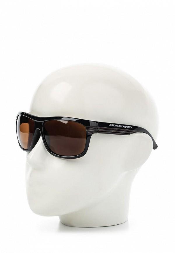 Мужские солнцезащитные очки Benetton (Бенеттон) BE 708 R1: изображение 3