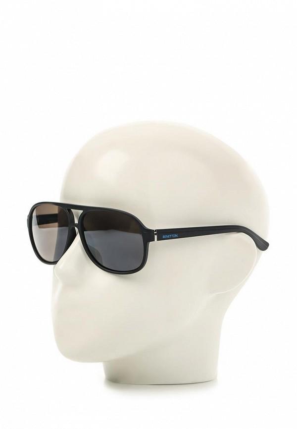 Мужские солнцезащитные очки Benetton (Бенеттон) BE 935S 01: изображение 3